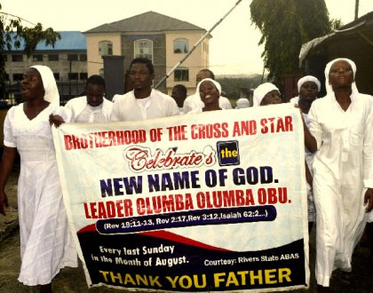 Celebration of the New Name OOO in Rivers State