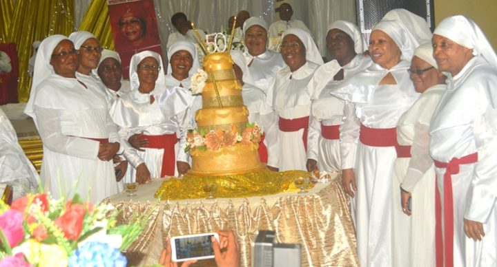 Brotherhood Women Mark Golden Jubilee