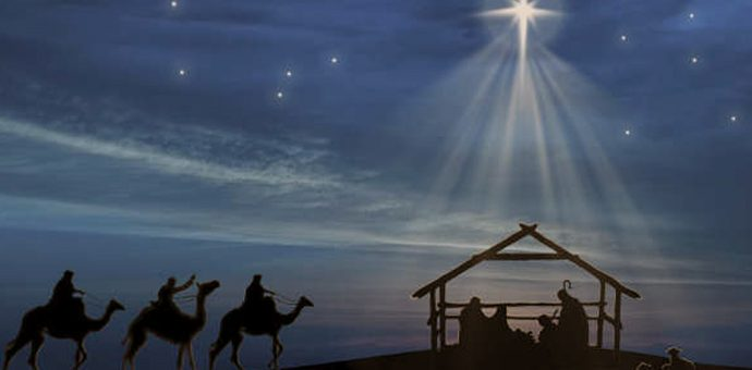 THE BIRTH OF JESUS CHRIST SYMBOLISES GRACE AND PEACE