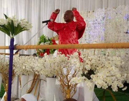 The Whole Universe Rejoice as Leader Olumba Olumba Obu Clock 100 Years