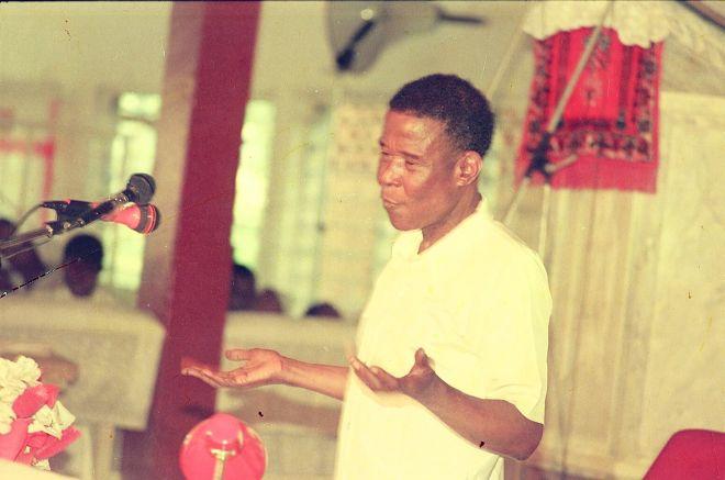 Leader Olumba Obu