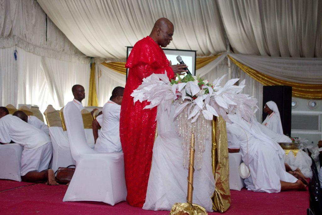 His Holiness Obu O. Obu