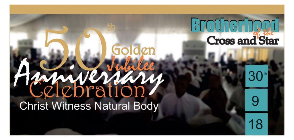 Christ witnesses Golden Jubilee