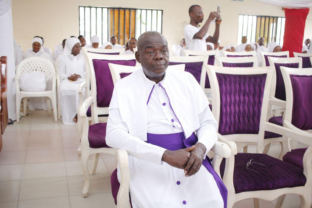 Bishop Alex Igwe