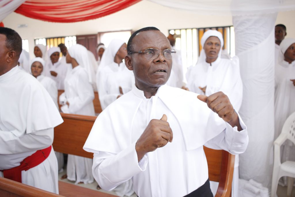 Pastor MaCarthy Ubom