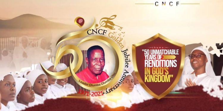 CNCF Invites you to her Golden Jubilee Celebration in Uyo