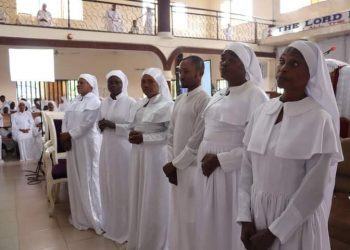 The scriptural prerequisite outlined in 2nd Timothy 2:21 - ''Therefore, if anyone cleanses himself from these things, he will be a vessel for honor, sanctified, useful to the Master, prepared for every good work.'' - was fulfilled yesterday, Sunday 28th September, in the lives of six worthy vessels who were appointed into the Christ Witnesses fold.